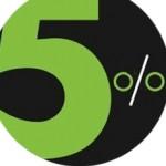 5-per-cent