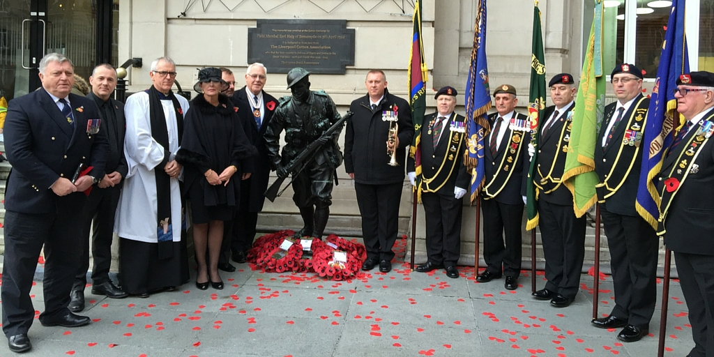 We are delighted to announce that the Secretary of State for Culture, Media and Sport has confirmed that The Liverpool Cotton Association War Memorial is ...