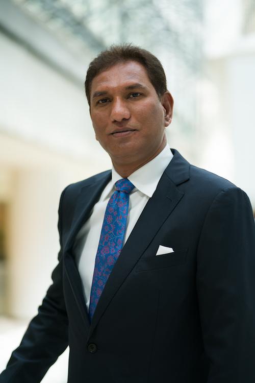 Azeez Abdul Syed - Second Vice President
