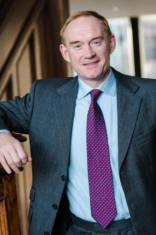 Bill Ballenden - First Vice President