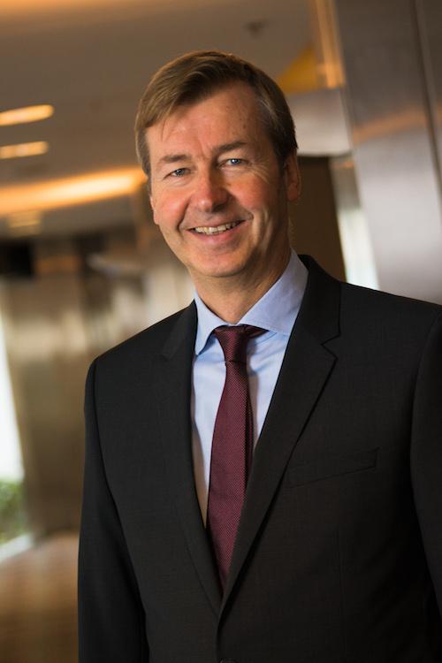 Jürg Reinhart - Immediate Past President