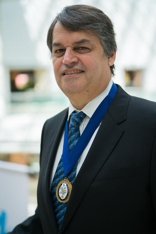 Salman Ispahani - President