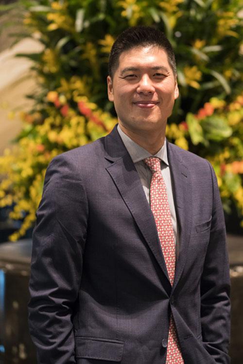Alex Hsu - Second Vice President