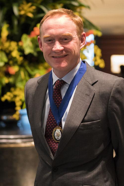 Bill Ballenden - President