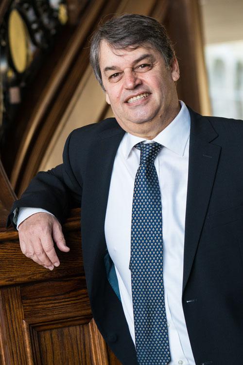 Salman Ispahani - Past President