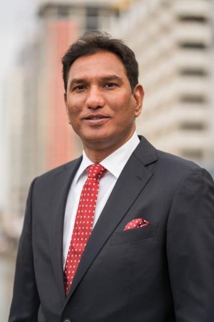 Azeez Abdul Syed - President